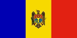 Flaga Księstwa Mołdawskiego