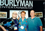 Comic Con 2004 - Bill Plympton