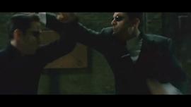 Agent Jackson Fights Neo