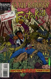 Ectokid 3 front cover