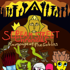 Scream Street Chronicles Rampage of the Goblins