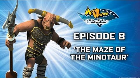 Hatter TV Episode 8 – The Maze of the Minotaur