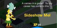 Sideshow Mel