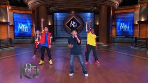MattyB Performs on Dr. Phil - That's The Way