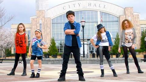 Kanye West - Clique (Haschak Sisters & MattyBRaps Cover)