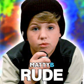 Matty B Rude Cover