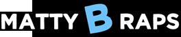 File:MattyBRaps website logo.png