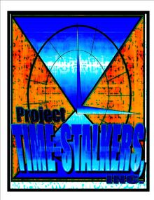Project;Time Stalkers,Inc logo earth 1968