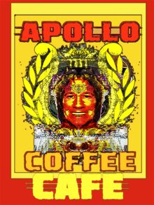 Apollo Coffee Cafe logo