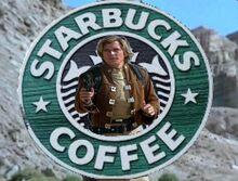 Lt.Starbuck Coffee Galactica 1980 1x10 001