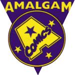 Amalgam Comics logo