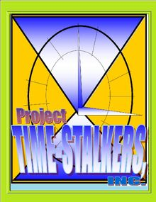 Project;Time Stalkers,Inc logo earth 1900