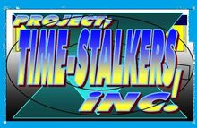 Project;time-stalkers,inc patch blue bc4 z