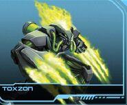 Max Steel Reboot Toxzon