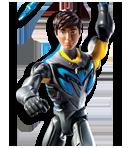 Max Steel Cyber Armor