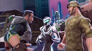 Max Steel Reboot Colonel Castle