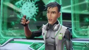 Max Steel Reboot Toxzon's Virus