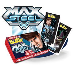 Icone maxsteel-chicle