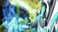 Turbo Strength punching Toxzon