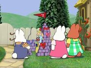 Max and Ruby castle