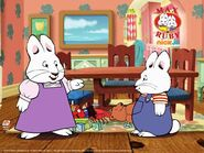 Max and Ruby living room