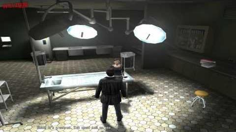 Max Payne 2 (PC) - The Darkness Inside - The Depths of My Brain