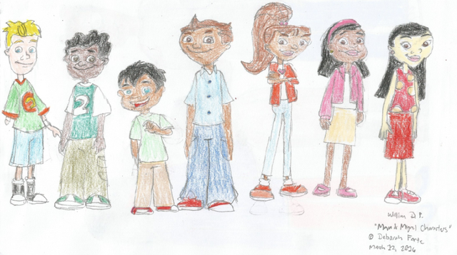 File:Maya and Miguel colored.png