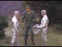 Gomer And The Little Men From Outer Space