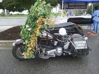 Mayberry Days - Barney's Motorcycle 1