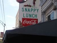 Mayberry Days - Snappy Lunch