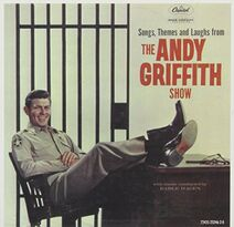 Andy Griffith LP