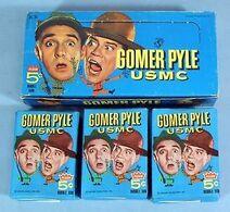Gomer Pyle Cards 1