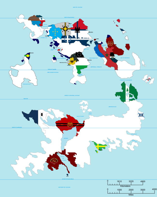 Flagmap March '15