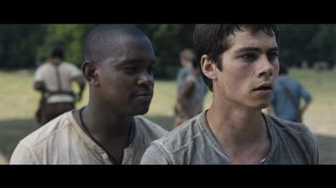 THE MAZE RUNNER - Official Trailer 2 (2014) HD