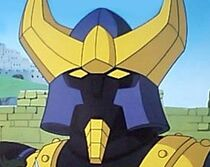 God-Mazinger-right
