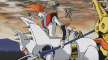 Warrior Beasts (Kaiser) 2
