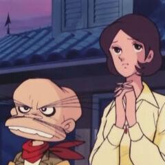 Danbei with Hikaru