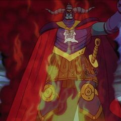 Mazinger z and Great Mazinger after defeating General Juuma