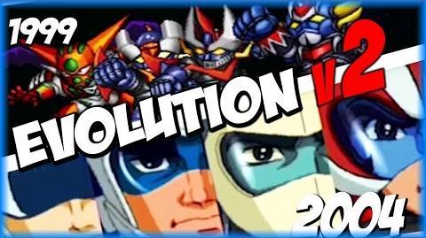 Evolution of FINAL DYNAMIC SPECIAL (1999-2009) v2 ファイナルダイナミックスペシャル SRW