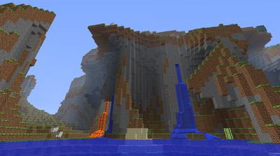 Mountain island 06