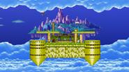 Sky Sancatuary no hazards