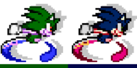Sonic (Super Smash Flash 2)