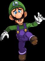 SSF2 Luigi