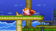 Electron cannon Kirby