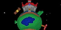 Mushroom Kingdom (Adventure mode)