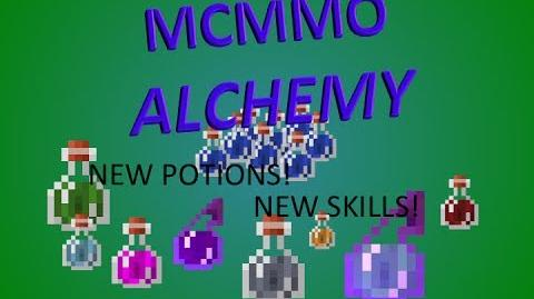 MCMMO Alchemy Grinder The Best Way to Level Up Alchemy!