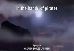 Hands of pirates title