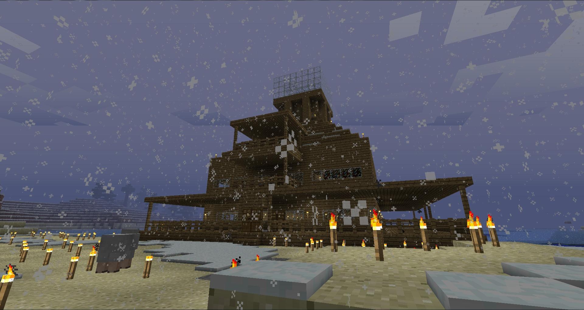 Mansion Minecraft Constuctions Wiki Fandom Powered By