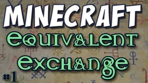 Minecraft - Mod Spotlight - Equivalent Exchange Part 1 (512 Cobblestone = 1 Diamond)