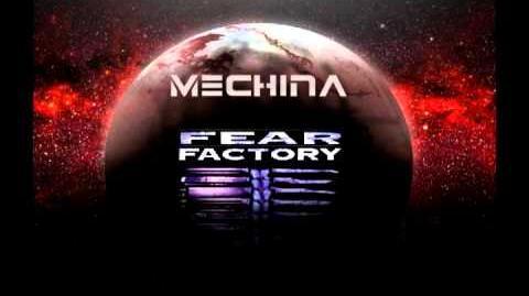 Mechina - Zero Signal -Fear Factory Cover-